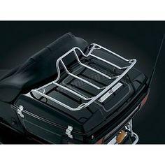 Kuryakyn Luggage Rack for HD Tour-Pak - 7139  Harley-Davidson Motorcycle
