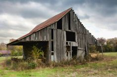 Arkansas Barn