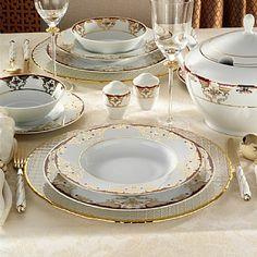Kütahya Фарфоровая посуда текстурированные 8458 Часть 83
