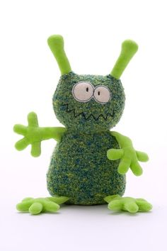 Made for g kids 2019 Felt Monster, Monster Dolls, Sewing Toys, Sewing Crafts, Sewing Projects, Softies, Ugly Dolls, Sock Dolls, Sock Animals