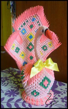 Pink Swan tutorial -> mikaglo.blogspot.com