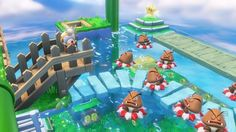A Water Level with Goomba's Tubing