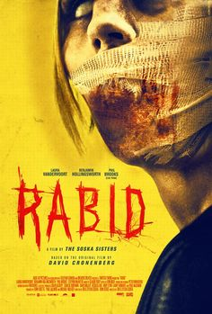 The Soska Sisters' Cronenberg-Remake RABID Opens in Select Theaters in December Movie Organization, Christian Films, Movie Dialogues, Mother Daughter Relationships, Opening Credits, About Time Movie, Movie Characters, Horror Movies, Filmmaking