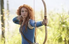 Once Upon a Time (The Bear and the Bow) Season 5 Episode 6 In a Camelot flashback