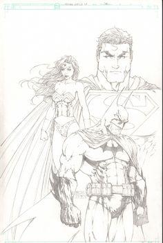 WWLA 2004 Program Cover     Artist: Michael Turner (Penciller)