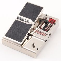 DigiTech Chrome Whammy IV 20th Ann Pitch Shifter - still want even though the IV was meh with tone suck.