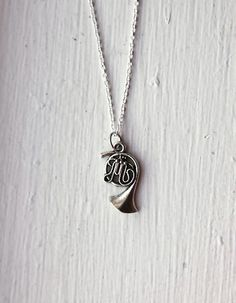 French Horn Music Necklace 925 Sterling Silver by CharmTopia, $13.99 @Alejandro Munoz