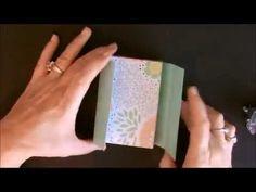 ▶ Envelope Punch Board Matchbox Gift Card Holder with Deb Valder - YouTube