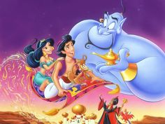 Aladdin is a great movie for a number of reasons. Great songs, great characters, great cast, awesome pets and a pretty great villain.Jafa...