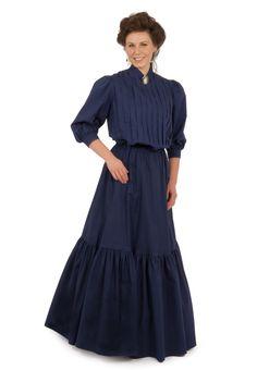 Edwardian Blouse and Skirt