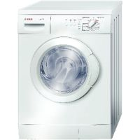 Milcarky's Appliance Centre' ~ Bosch 1.91 Cu Ft Front Load Washer White
