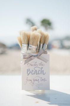 Perfect for beach weddings ❥