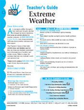 Free 12-Page Lesson Plan for KIDS DISCOVER Extreme Weather!