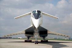Ту-144. История советского технологического фиаско: graphitediamond