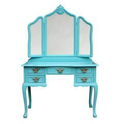 Sonho de #penteadeira azul Tiffany :) ♥ #euquero