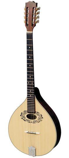 mandolin de la octava