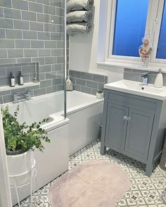 Bathroom decor for your bathroom remodel. Discover bathroom organization, bathroom decor ideas, bathroom tile ideas, bathroom paint colors, and more. Bathroom Design Small, Bathroom Layout, Bathroom Interior Design, Modern Bathroom, Bathroom Ideas, Bathroom Organization, Minimal Bathroom, Bath Design, Bath Ideas
