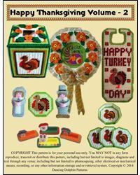 Thanksgiving Leaflet Volume 2***New pattern. Released 7/2014***
