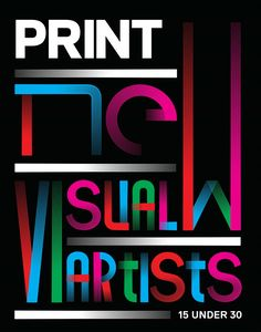 Design by New Visual Artists Griffin Funk Typographic Poster, Typographic Design, Typo Design, Branding Design, Typography Letters, Lettering, Composition Design, Print Magazine, Print Artist