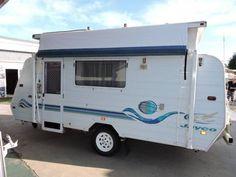 2000 Jayco Freedom 14.5' | Caravans | Gumtree Australia Rockingham Area - East Rockingham | 1146664367
