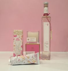 Lollia bubbles, lotion and a candle. The perfect relaxing bath combo! Shopsplendor.com