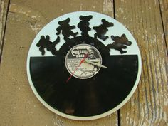 Repurposed recycled Vinyl Record   GRATEFUL DEAD   by ReSpinIt, $45.00