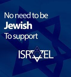 Christians, standing with Israel.
