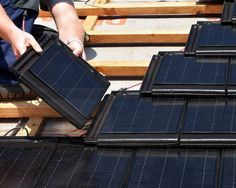 Going solar energy is all the rage these days with huge monetary incentives fueling the fire. Here's a little trick to write off an additional part of your solar energy system purchase. Solar Energy Panels, Solar Panels For Home, Best Solar Panels, Solar Energy System, Solar Shingles, Solar Licht, Solar Roof Tiles, Solar Installation, Solar House