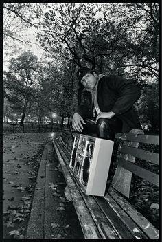 LL Cool J. New York City. 1985. GLEN E. FRIEDMAN