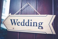 Plan your wedding, wedding signs, diy touches. Personalise your wedding, wedding day.