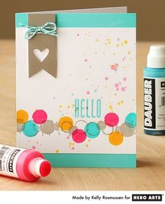 Hello Card plus 24 more Fun Handmade Cards