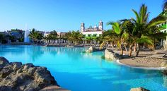 Book your perfect stay at Lopesan Villa del Conde Resort and Thalasso in Gran Canaria with Inspired Luxury Escapes and discover great deals on hotels in Spain. European Holidays, Luxury Holidays, Hotels And Resorts, Best Hotels, Luxury Escapes, Canary Islands, Cafe Restaurant, Hotel Deals, Villa