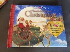 Twas the Night Before Christmas Record a Story Book Recordable Christmas Book #Publicationsinteranetional