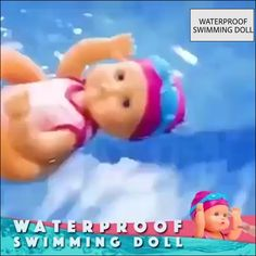 dolls This a doll that teaches your kid to swim and make them love swimming. Introduction: Material:safety plastic This doll can move its joints Plug in a battery and you can simulate swimming Emotional Child, Fathers Day Crafts, Child Day, Cool Kids, Gifts For Kids, Baby Dolls, Baby Girl Toys, Kids Toys, Cool Things To Buy