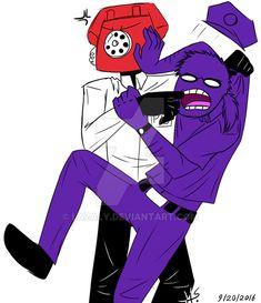 I am starting to make some comics lol. Fnaf OC Comic PG Vincent - Lazaly by Lazaly.deviantart.com on @DeviantArt