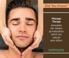 INTERESTING WOW!! Here's an awesome massage 'Did you know' of the day :) #massage #massagetherapist #massagefact #massagetherapy Get images like these for your wellness business at healthinomics.
