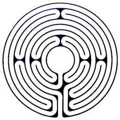 Meditative Labyrinth - St. Edmund, King and Martyr, Anglican Church