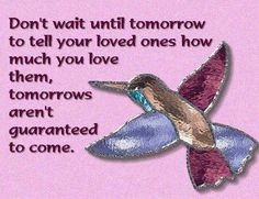 DON'T WAIT I Miss You Mamaw !!!