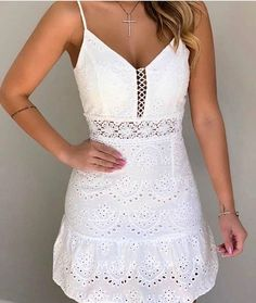 Hawaii Clothes, Hawaii Outfits, Vintage Dresses, Casual, Sexy, Fashion, White Gowns, Romantic Dresses, Casual Gowns