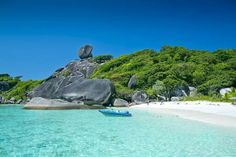 Similian Islands, Thailand, Phuket