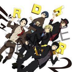 Mikado, Aoba, Chikage, Shizuo and Izaya