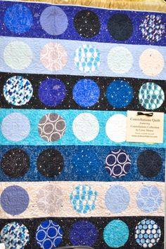 Constellations Quilt.