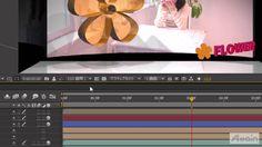 [Learn After Effects CS6] 04 コンポジションパネルとレイヤーパネル