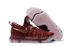 0d6cbc652cf Kd9 Kevin Durant 9 Christmas Day Shoes Red Men Basketball Shoes Top Deals  DkGhz