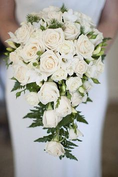 Ramo de novias #differentflowersforweddings