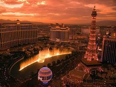 Vegas....we will meet someday.