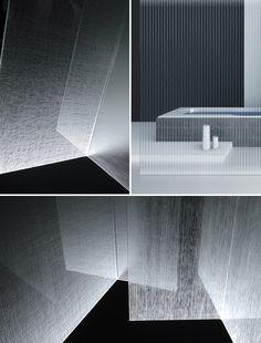 Lemieux Doors Glass Selection Thin Ribbed Lemieux Door