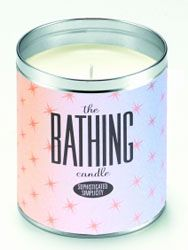 Aunt Sadie's The Bathing Candle
