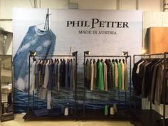 Phil Petter knitwear: we are not makers of history-we are made by history. Absolutely authentic, Made in Austria Knit World, Wardrobe Rack, Knitwear, Berlin, Events, Knitting, How To Make, Men, Style