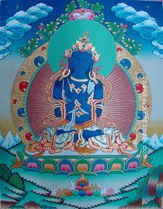 Vajradhara Thanka